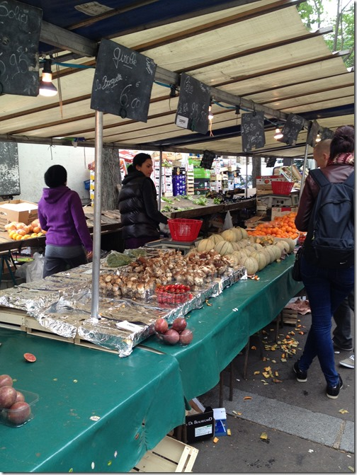 Farmers' market paris-
