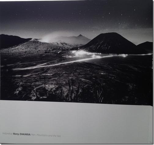 Photoquai 2013- Man,Mountains, and Sea