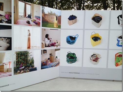 Photoquai 2013- Package of a package of a package