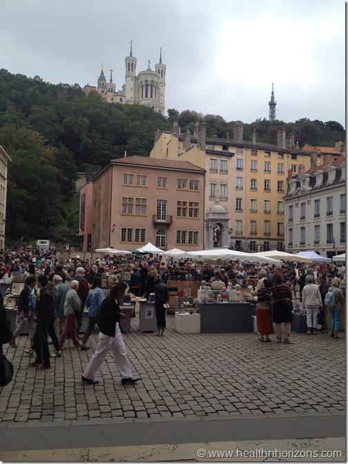 pottery expo-place st jean-fourviere-Lyon -les tupiniers du vieux lyon